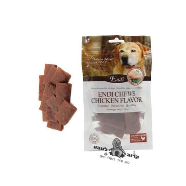 חטיף דנטלי לכלב בטעם עוף