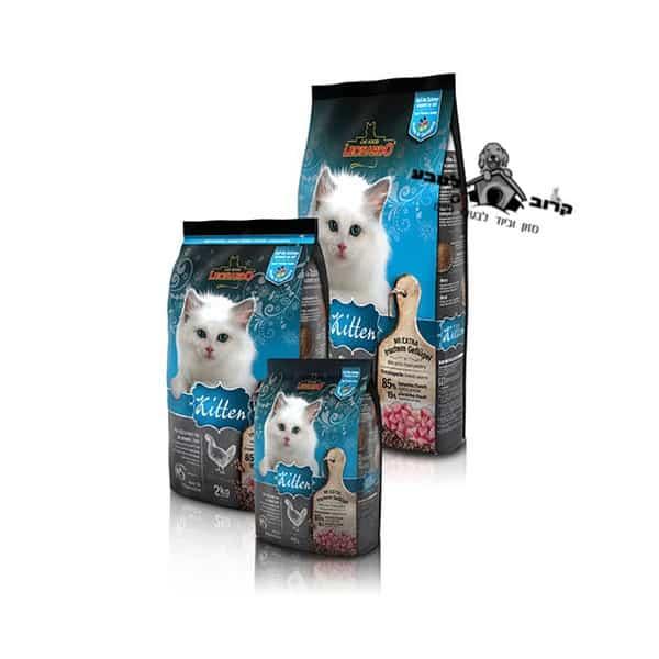 לאונרדו מזון לחתולים