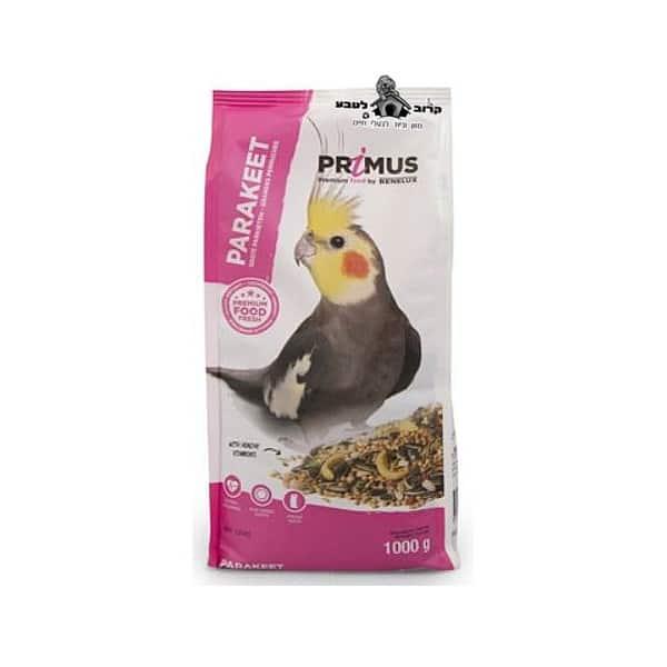 """תערובת מזון לקוקטילים פרימוס בנלוקס 1 ק""""ג"""