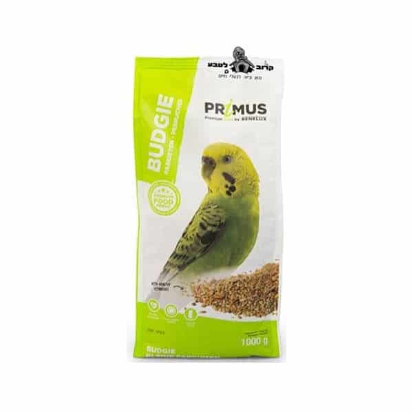 """תערובת מזון לתוכונים פרימוס בנלוקס 1 ק""""ג"""