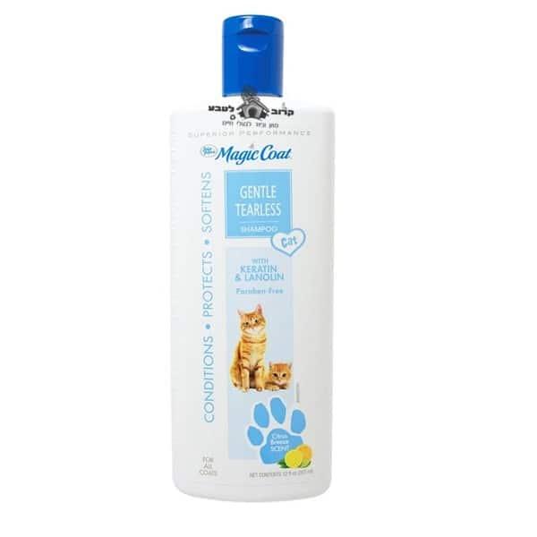 שמפו לחתולים