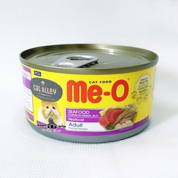 Me-O מבוגרים פירות ים 170 גרם