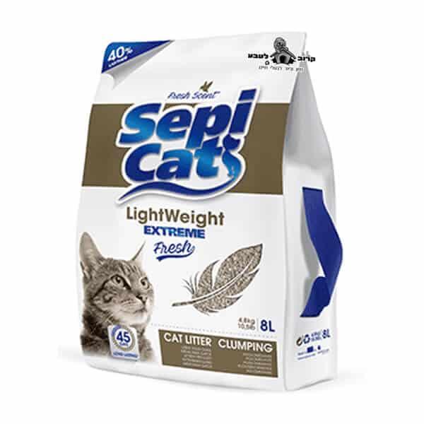 חול לחתולים ספי קט אקסטרים מתגבש