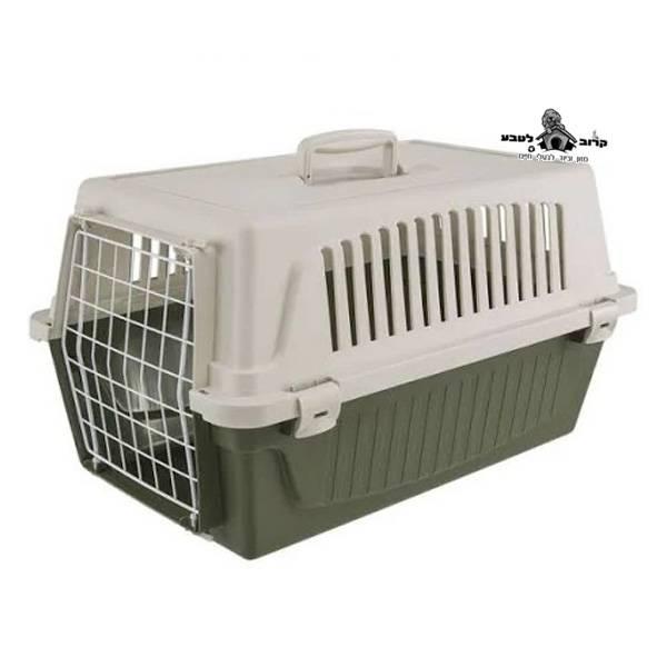 Atlas אטלס 10 – כלוב הטסה לכלבים וחתולים קטנים