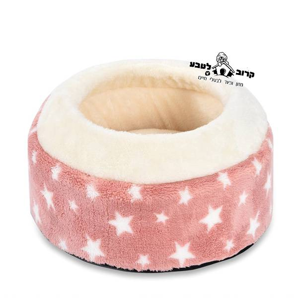 מיטה לכלב פינוק כוכבים מידה M
